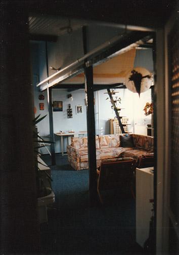 XVII Családi ház tetőtere 70 nm 1996.