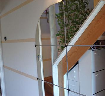 XVII. Családi ház tetőtere 70 nm